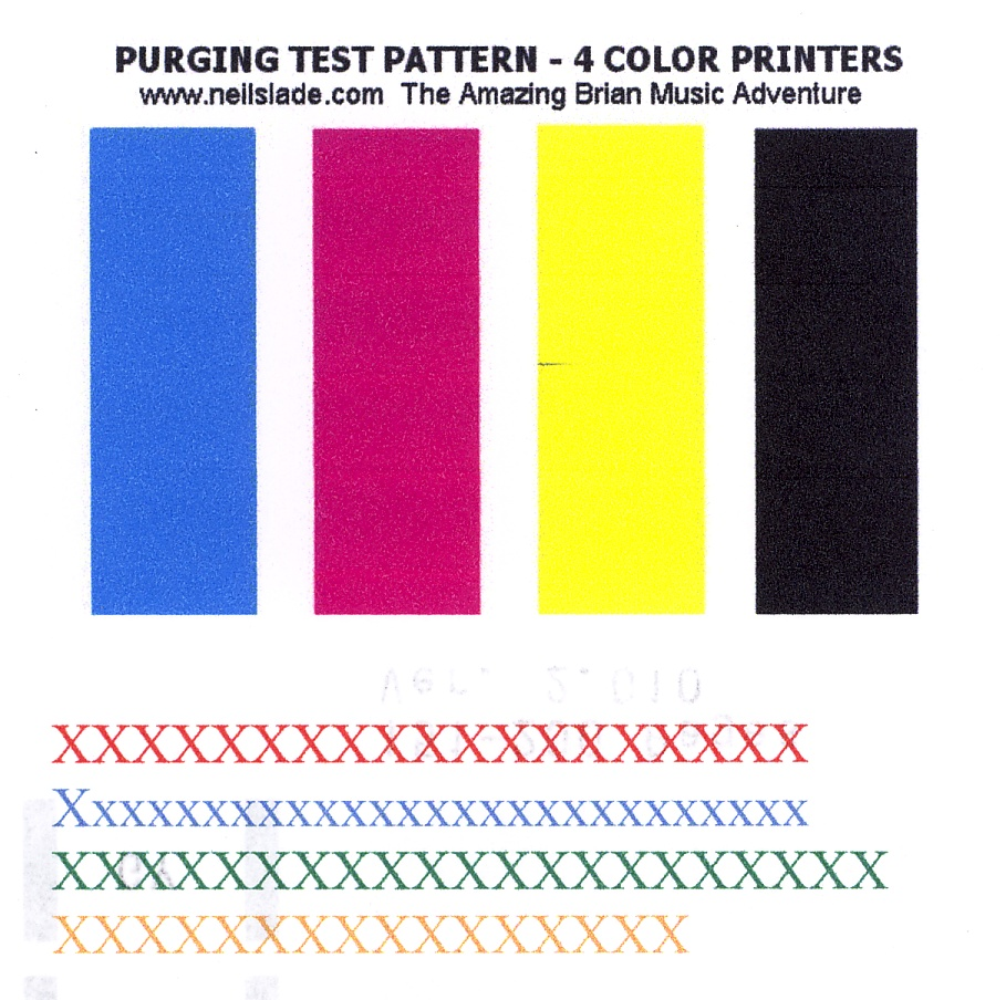 09 Test prints from purge pattern & text.jpg