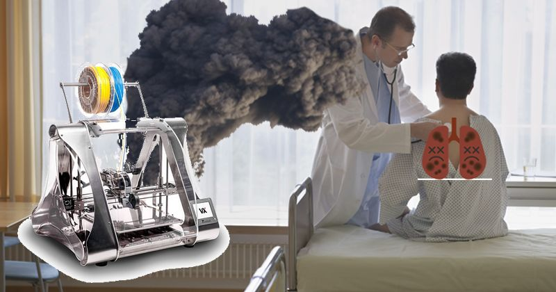 3D Printing Bad For Your Health
