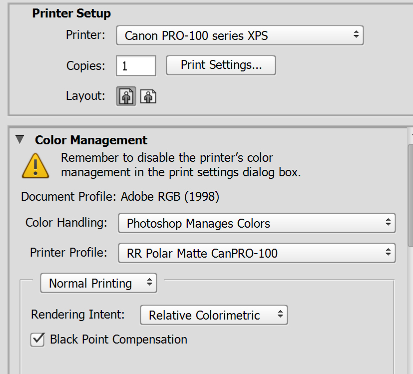 Canon Pro-100 Printing Too Dark | PrinterKnowledge